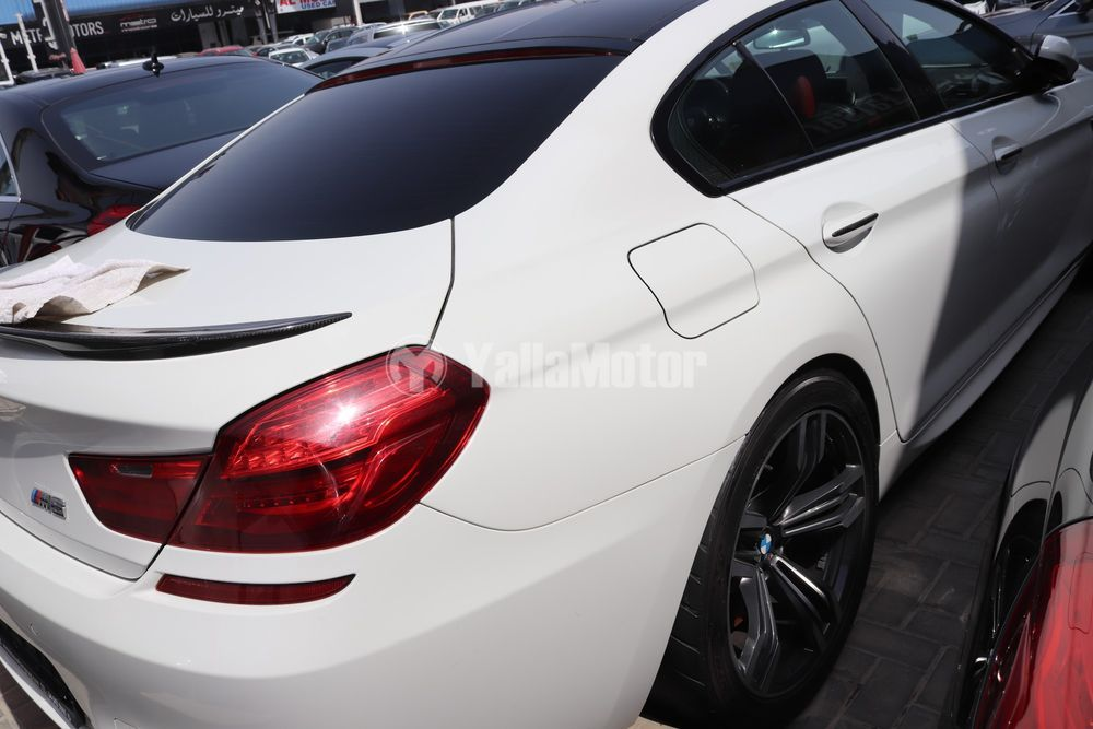 Used BMW M6 Gran Coupe 4.4T 2014