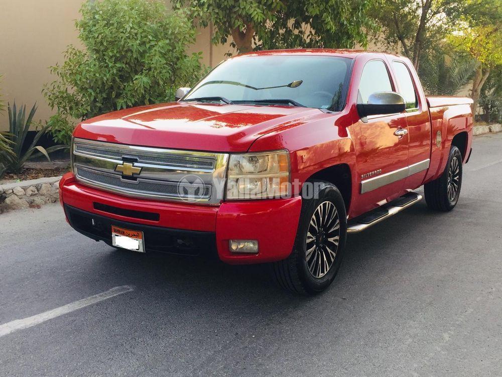 Used Chevrolet Silverado 2010