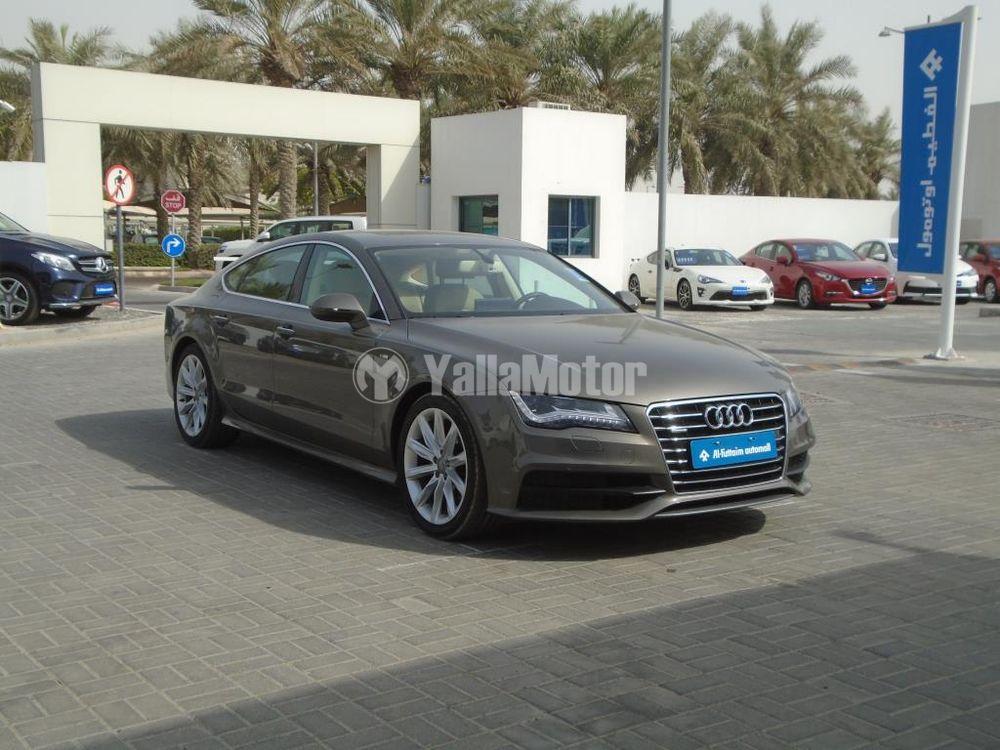 Used Audi A7 2014