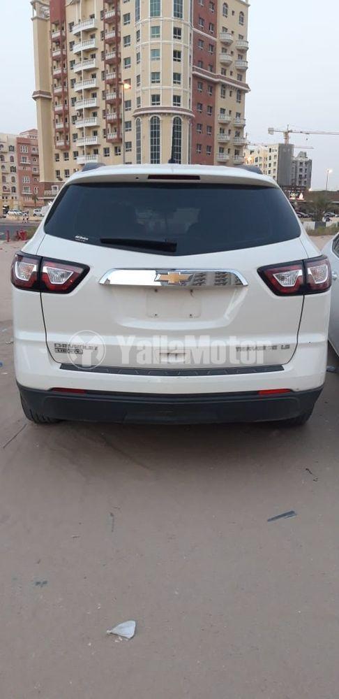 Used Chevrolet Traverse LS 2013