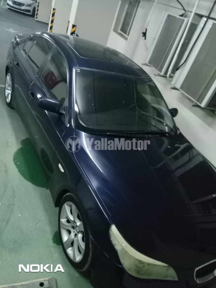 Used BMW 5 Series 2004