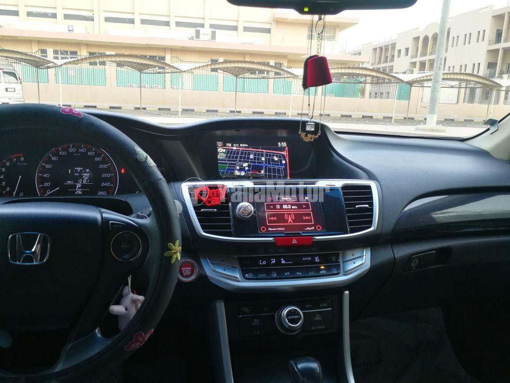 New Honda Accord Coupe 3.5L V6 + Navigation 2013