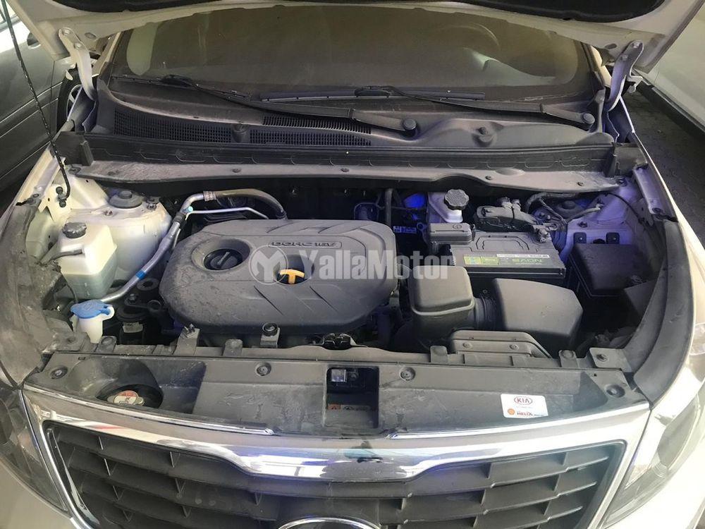 كيا سبورتاج 2.0L MPI LX AWD 2015 مستعملة