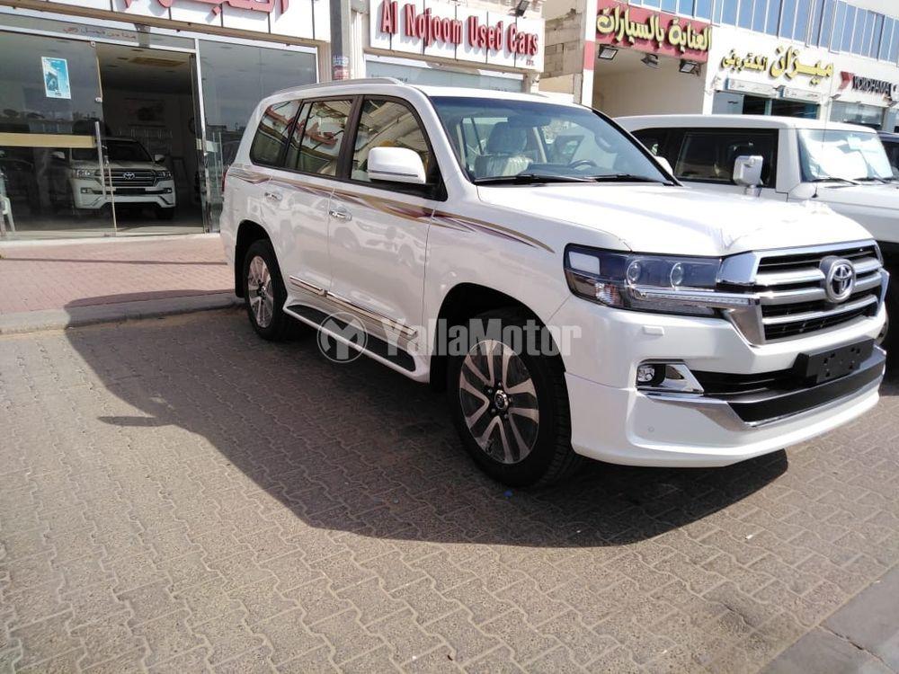 New Toyota Land Cruiser  4.6 GXR 2019
