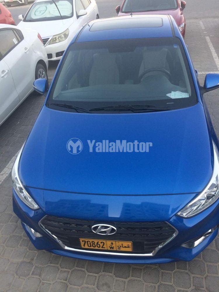 Used Hyundai Accent 1.6L (Full Option) 2018