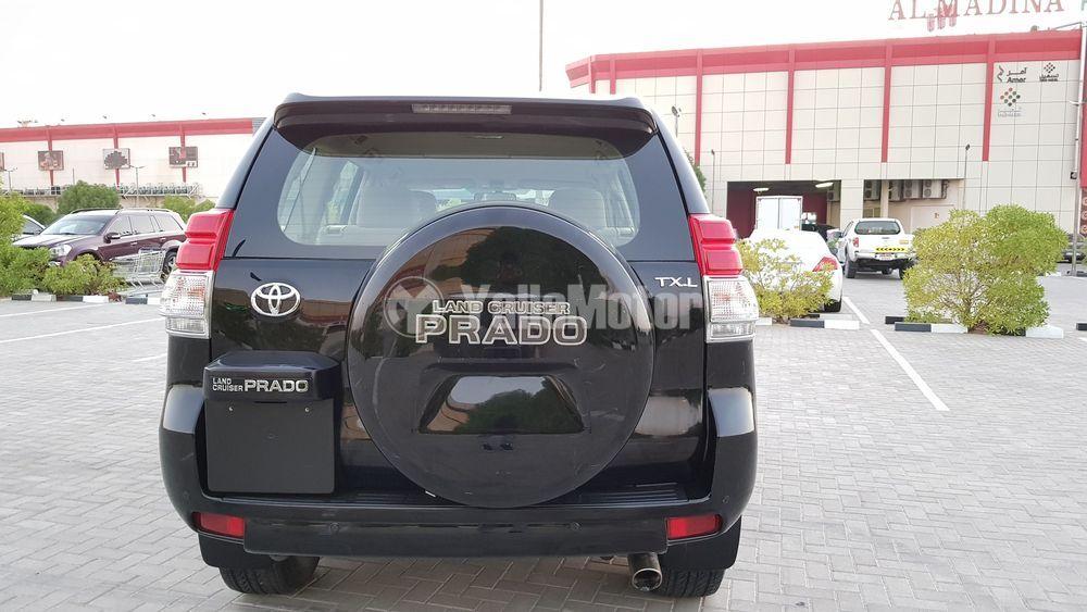 Used Toyota Land Cruiser Prado 2.7L TXL1 2012