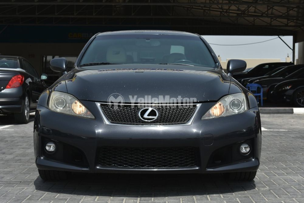 Used Lexus IS F 2008