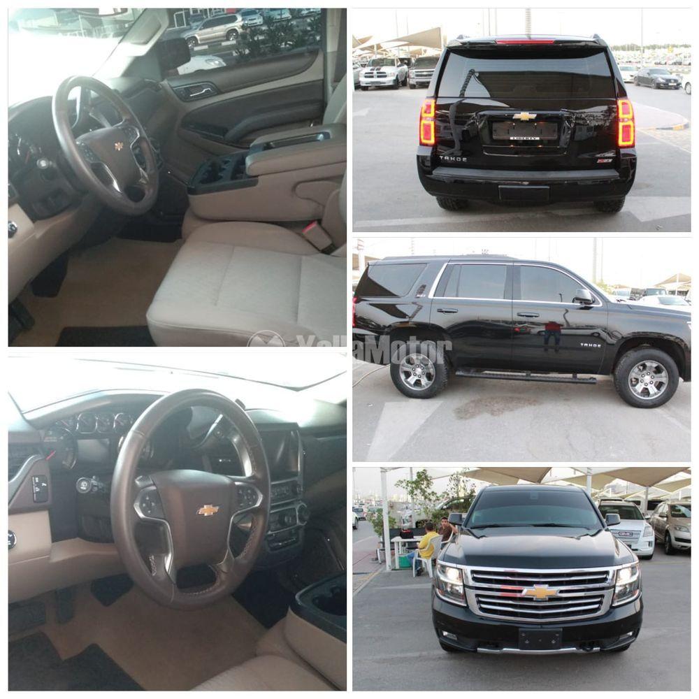 2017 Chevrolet Tahoe Ltz: Used Chevrolet Tahoe LTZ 2017 (922493)