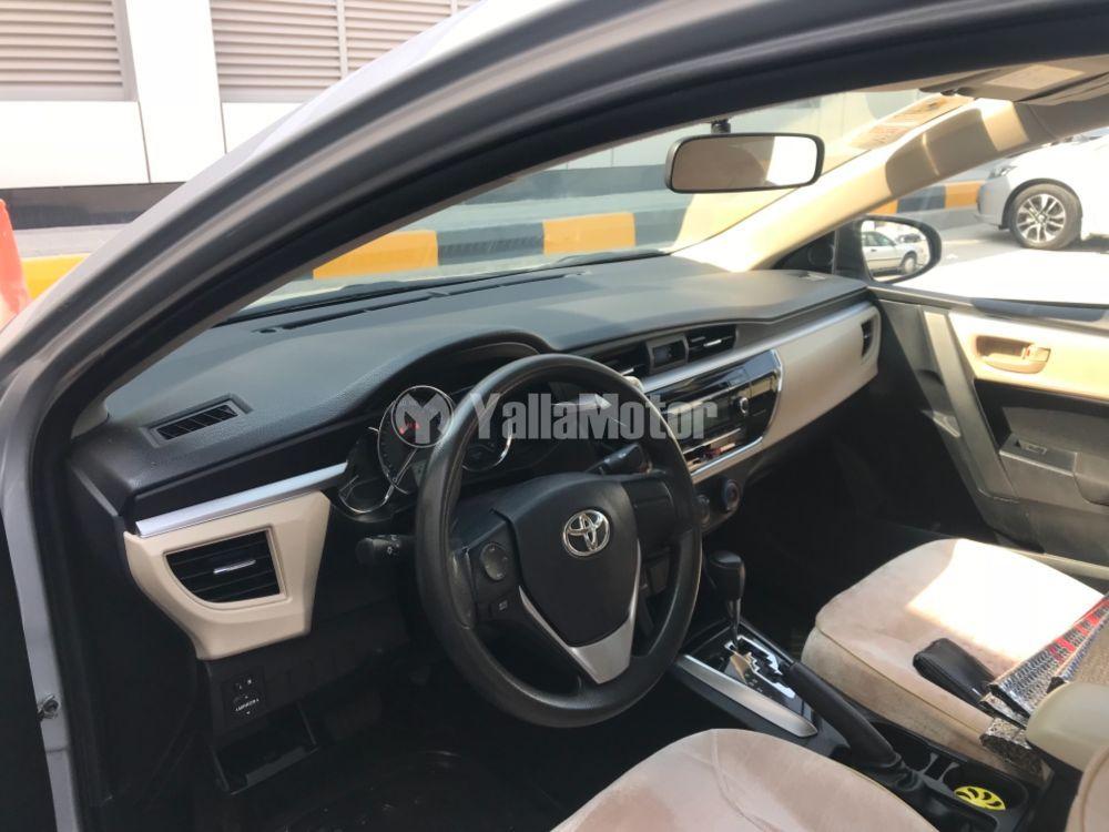 Used Toyota Corolla 2014