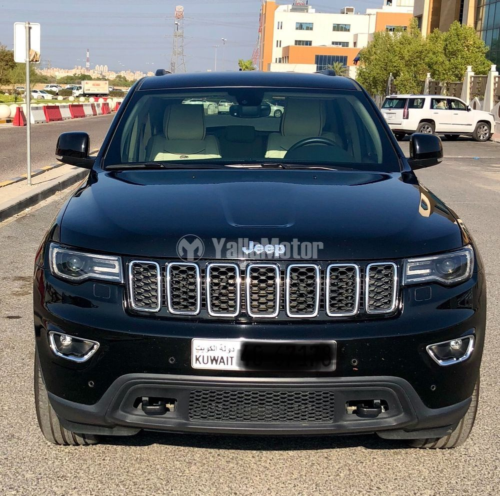 Used Jeep Grand Cherokee 2017