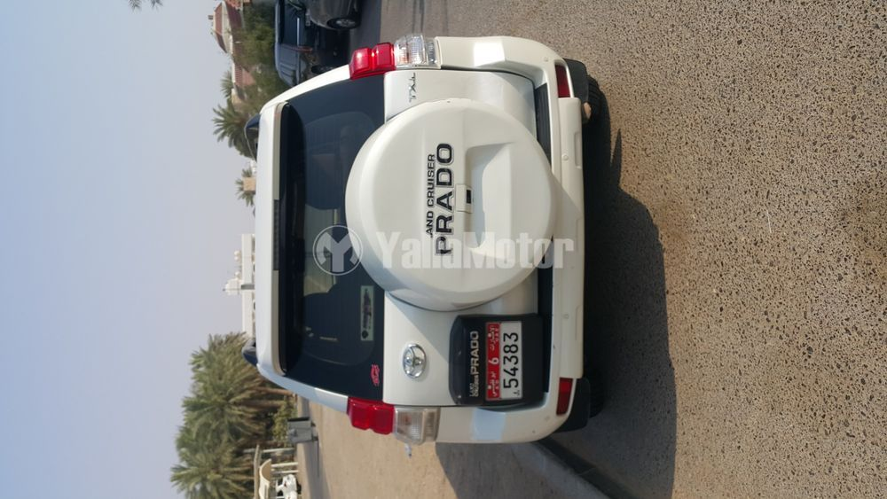 Used Toyota Land Cruiser Prado 5 Door 4.0L (Automatic) 2013