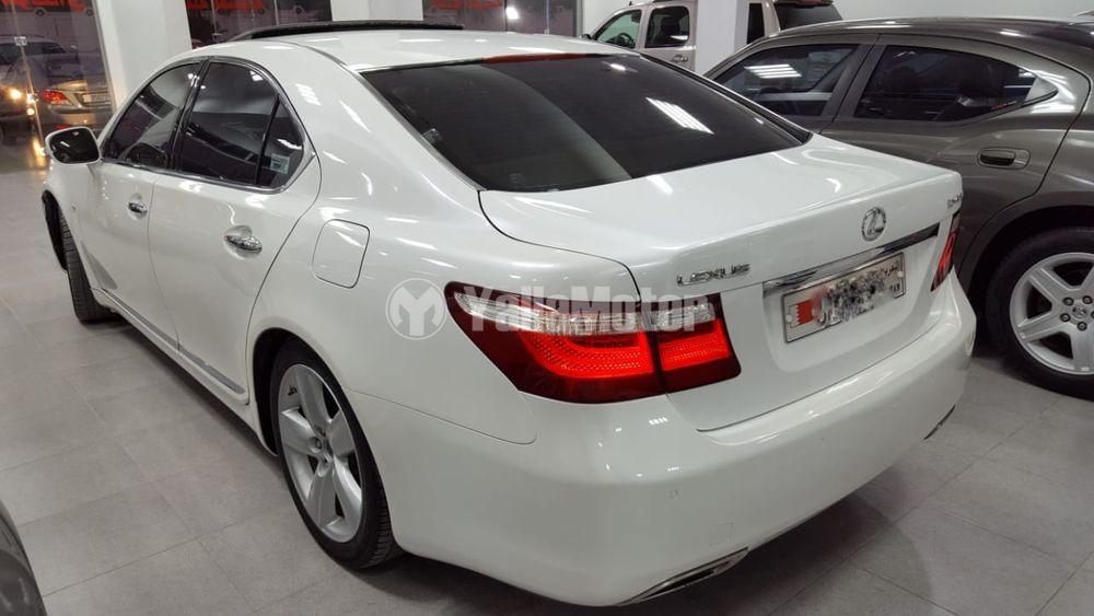 Used Lexus LS 460 2007