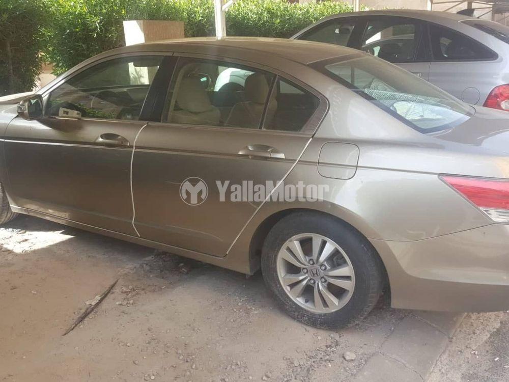 New Honda Accord 2.4L EX 2008