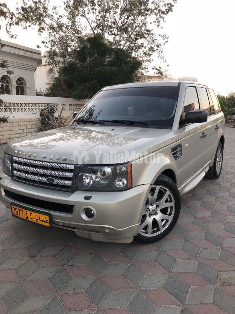 Used Land Rover Range Rover Sport HSE 2009