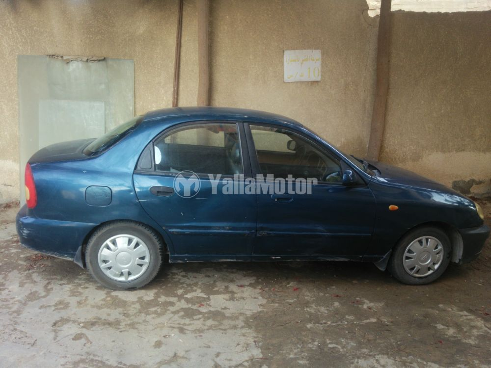 Used Chevrolet Lanos 1.5L Manual 2001