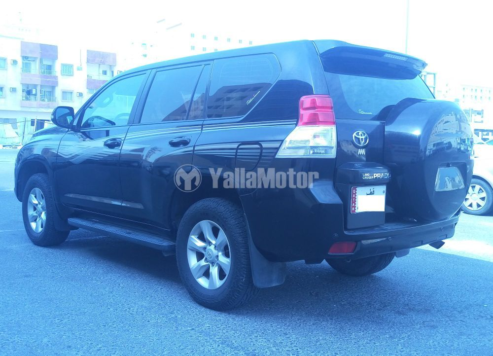 Used Toyota Land Cruiser Prado TXL 2012
