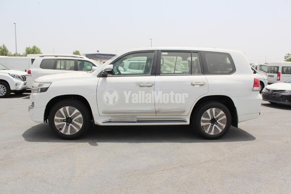 New Toyota Land Cruiser 2019