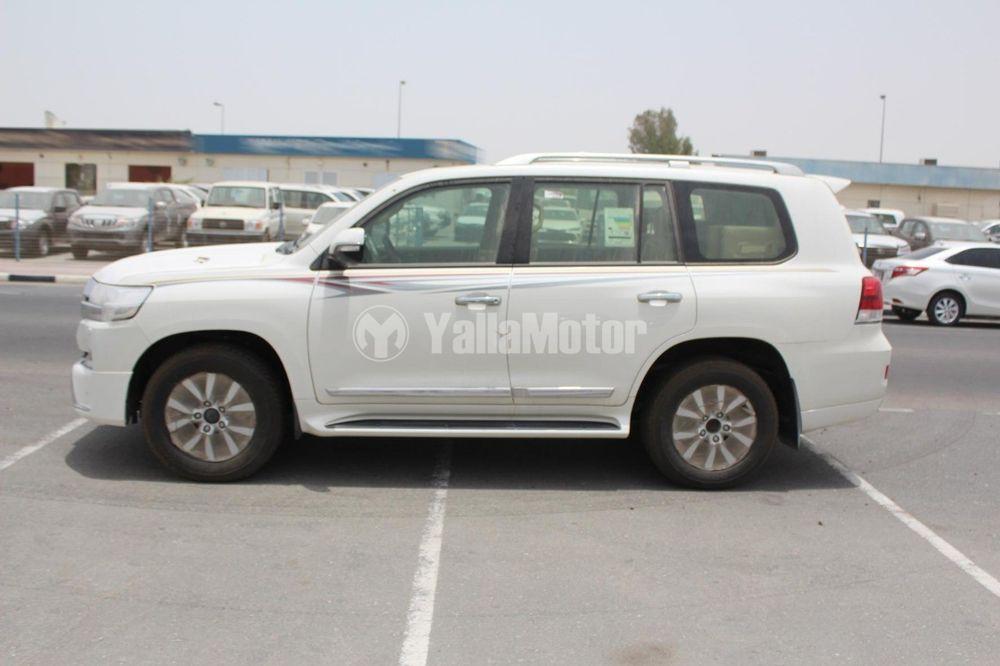 New Toyota Land Cruiser 2018