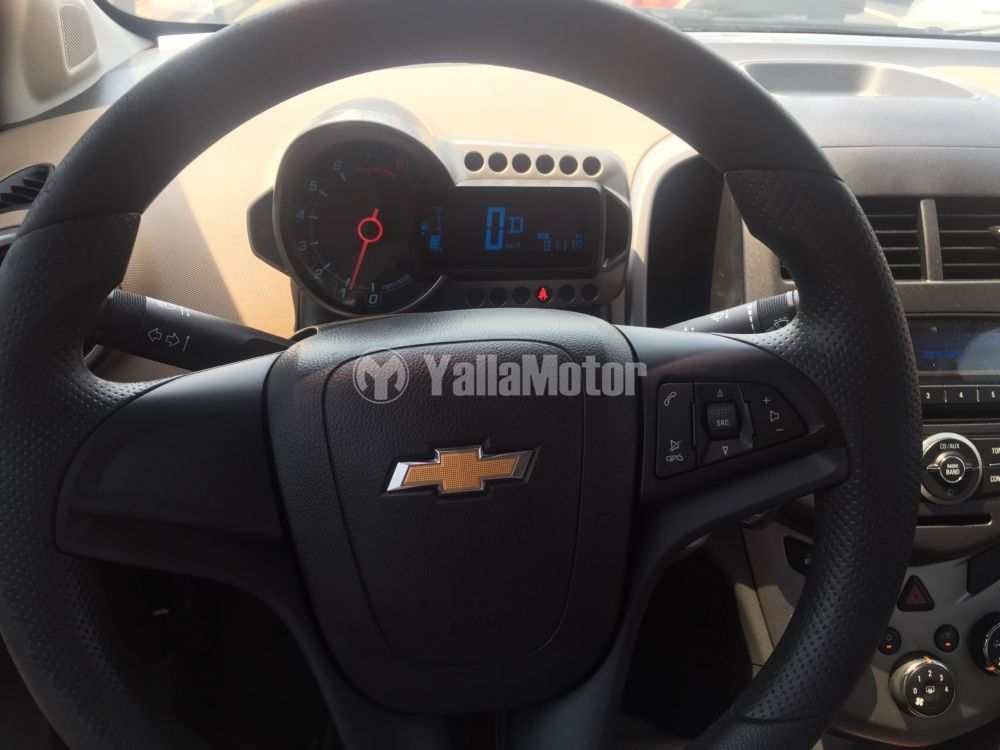 Used Chevrolet Sonic 2012