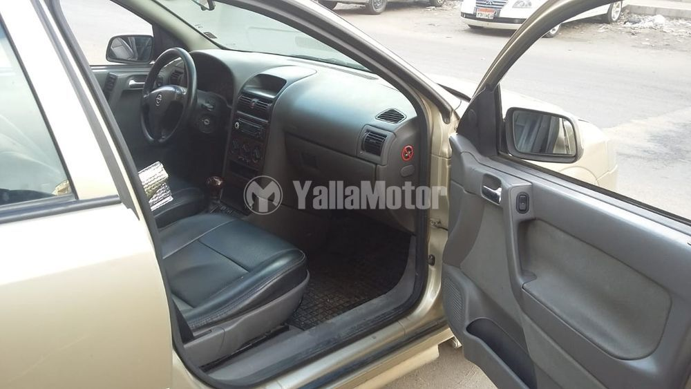 Used Opel Astra 2007