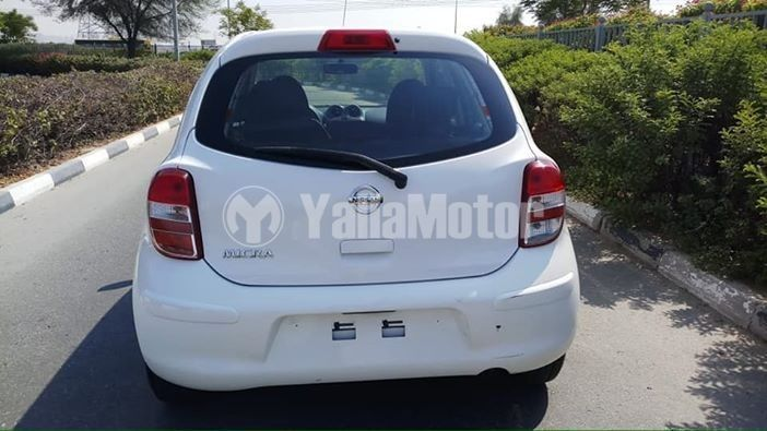 Used Nissan Micra 2015