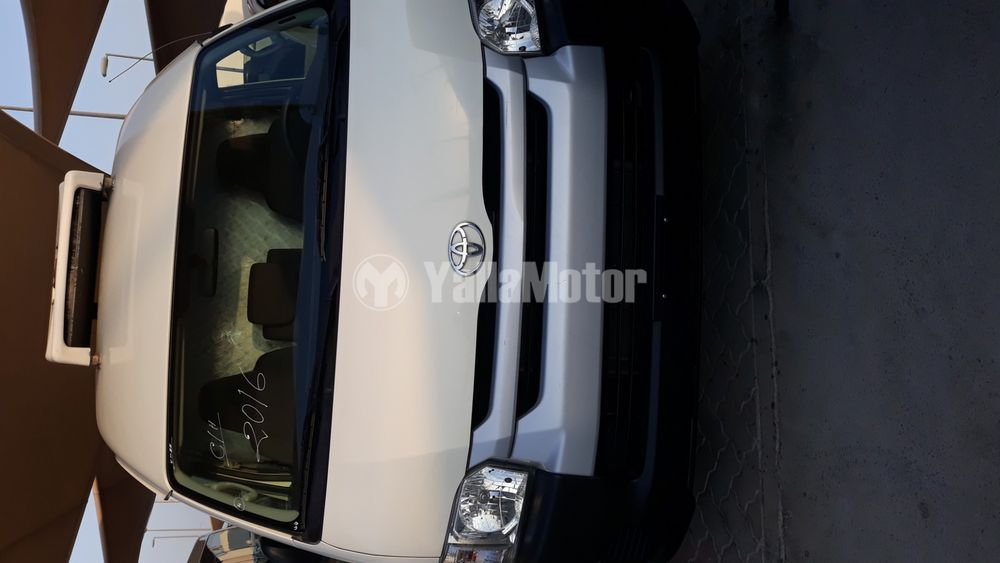 Used Toyota Hiace CHILLER VAN 2016