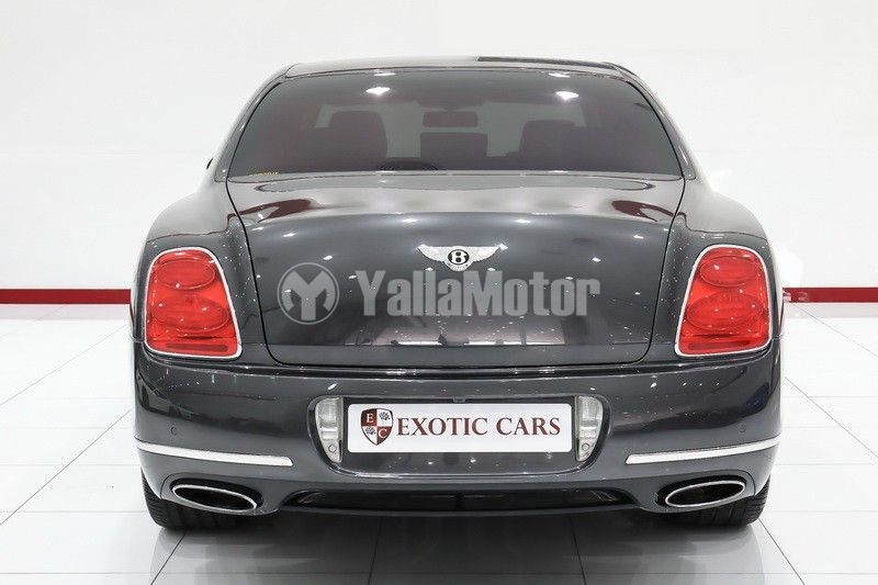 New Bentley Flying Spur 6.0L W12 2012