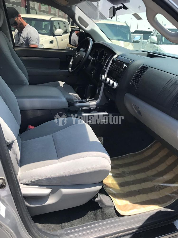 Used Toyota Sequoia 2012