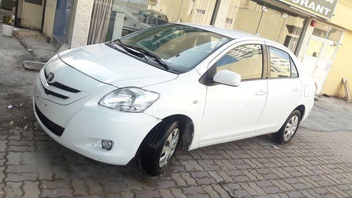 Used Toyota Yaris 2008