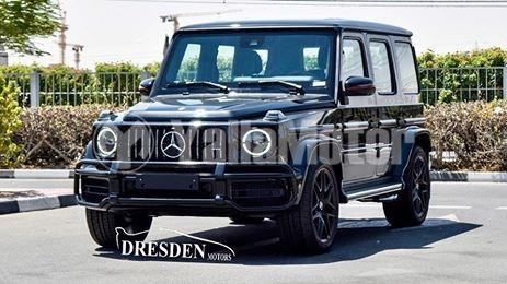 New Mercedes-Benz G 63 AMG 2019