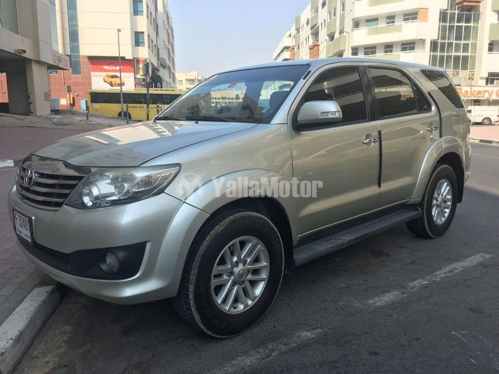Used Toyota Fortuner 2014
