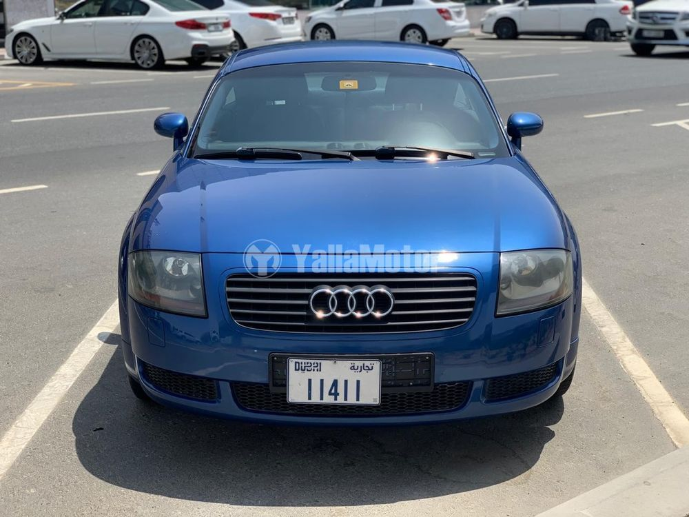 Used Audi TT Coupe 2000