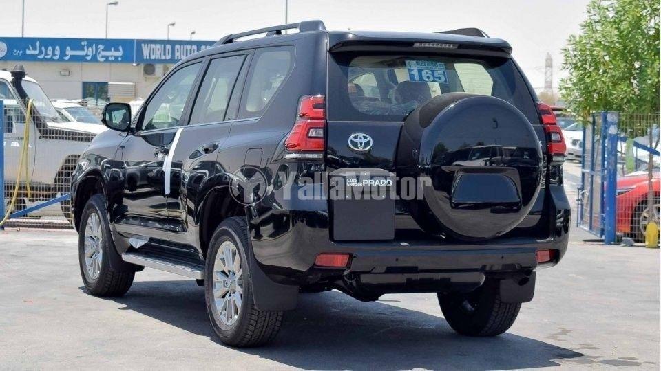 New Toyota Land Cruiser Prado 2019