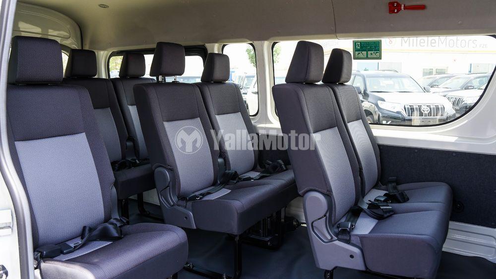 New Toyota Hiace 2019