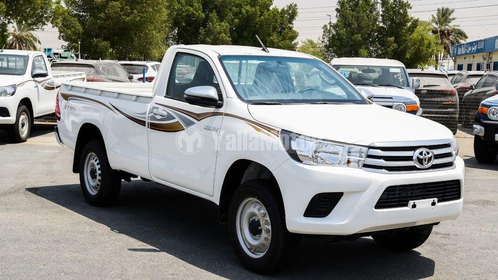 New Toyota Hilux 2.7 Single Cab 4x4 M/T Base 2019