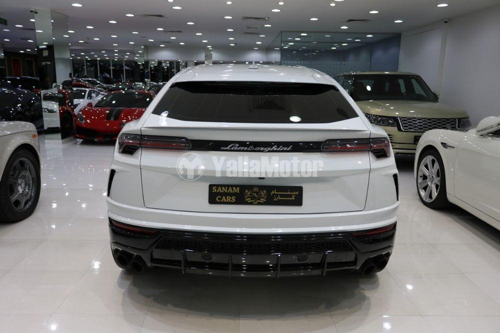 Used Lamborghini Urus 4.0T V8 2019