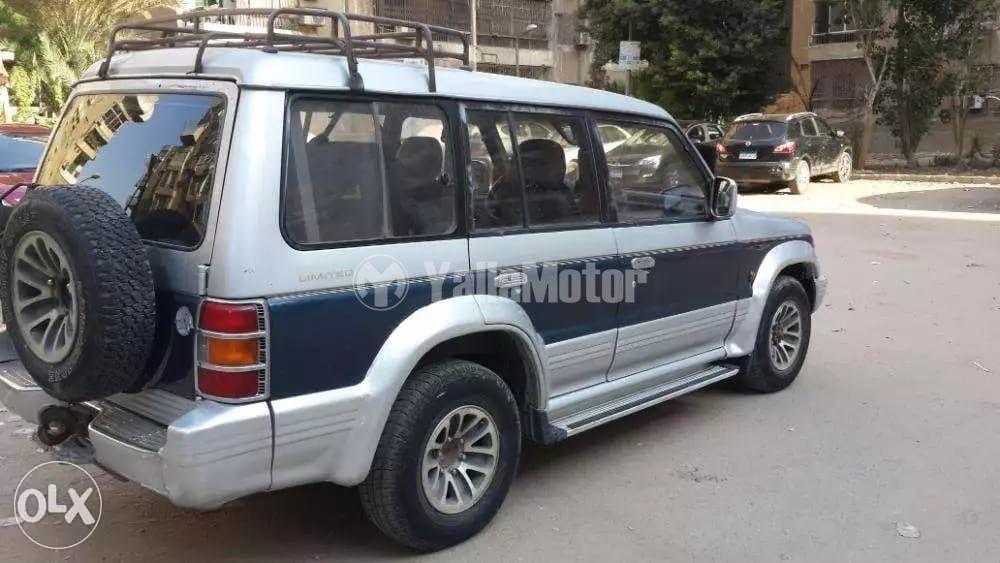 Used Mitsubishi Pajero 1992