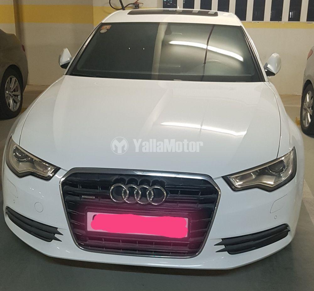 Used Audi A6 2013