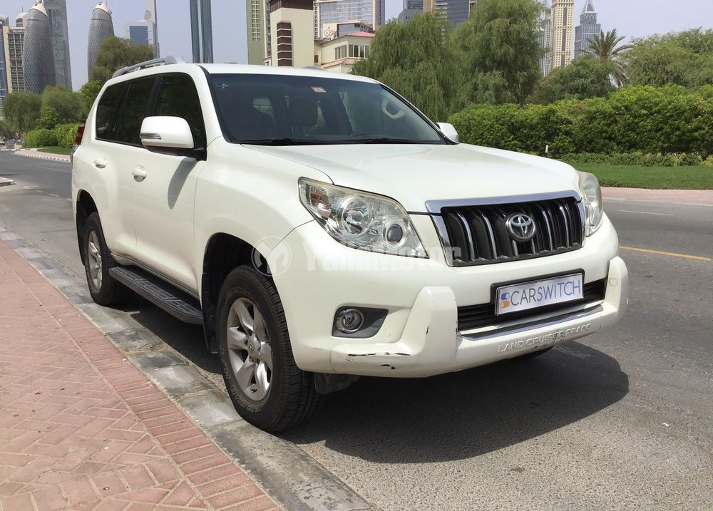 Used Toyota Land Cruiser Prado 2013