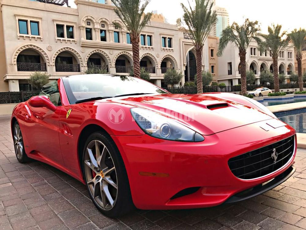 Used Ferrari California 2012 (928687)   YallaMotor.com