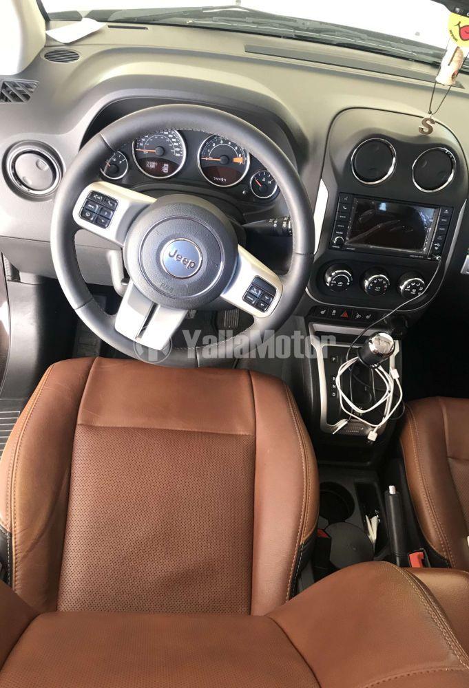 Used Jeep Compass 2014