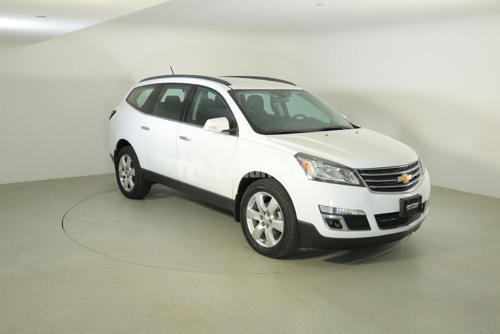 Used Chevrolet Traverse 2017