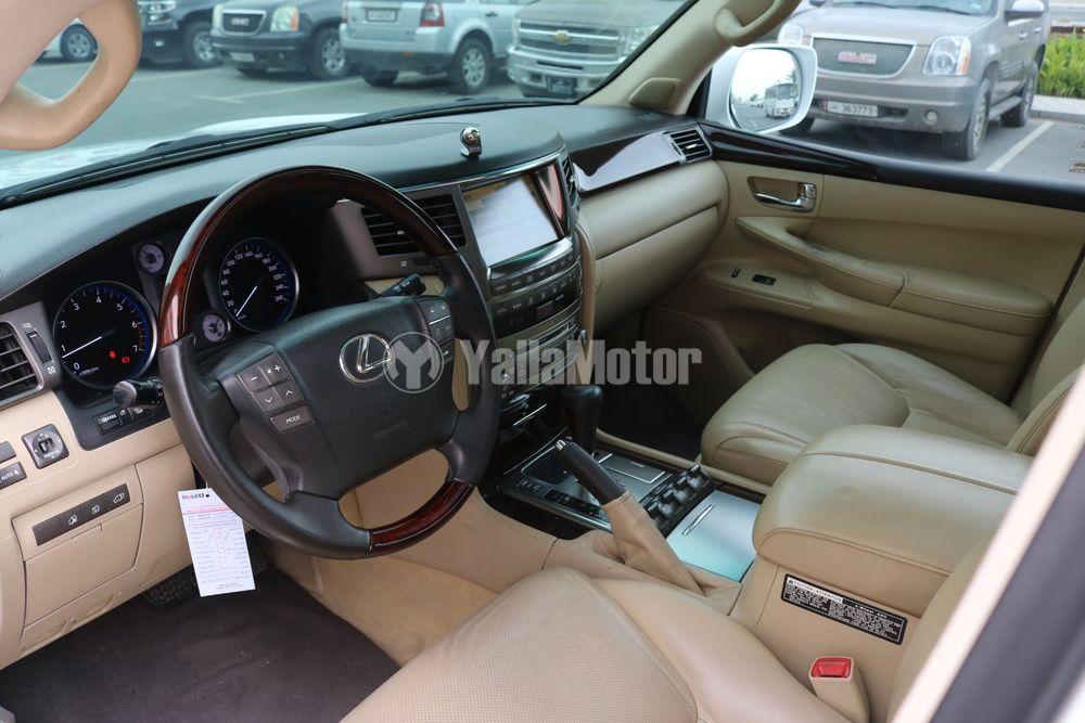 Used Lexus LX 570 5 door 5.7L 2010