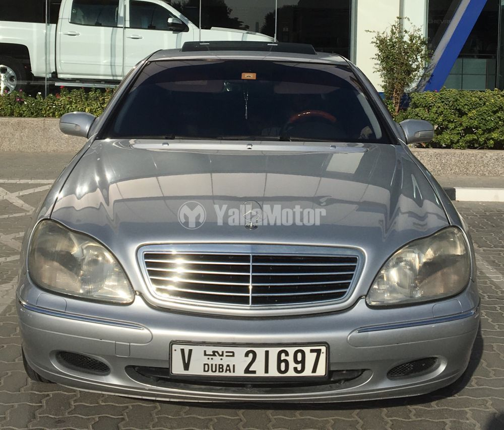 Used Mercedes-Benz S-Class 2002 (886396)