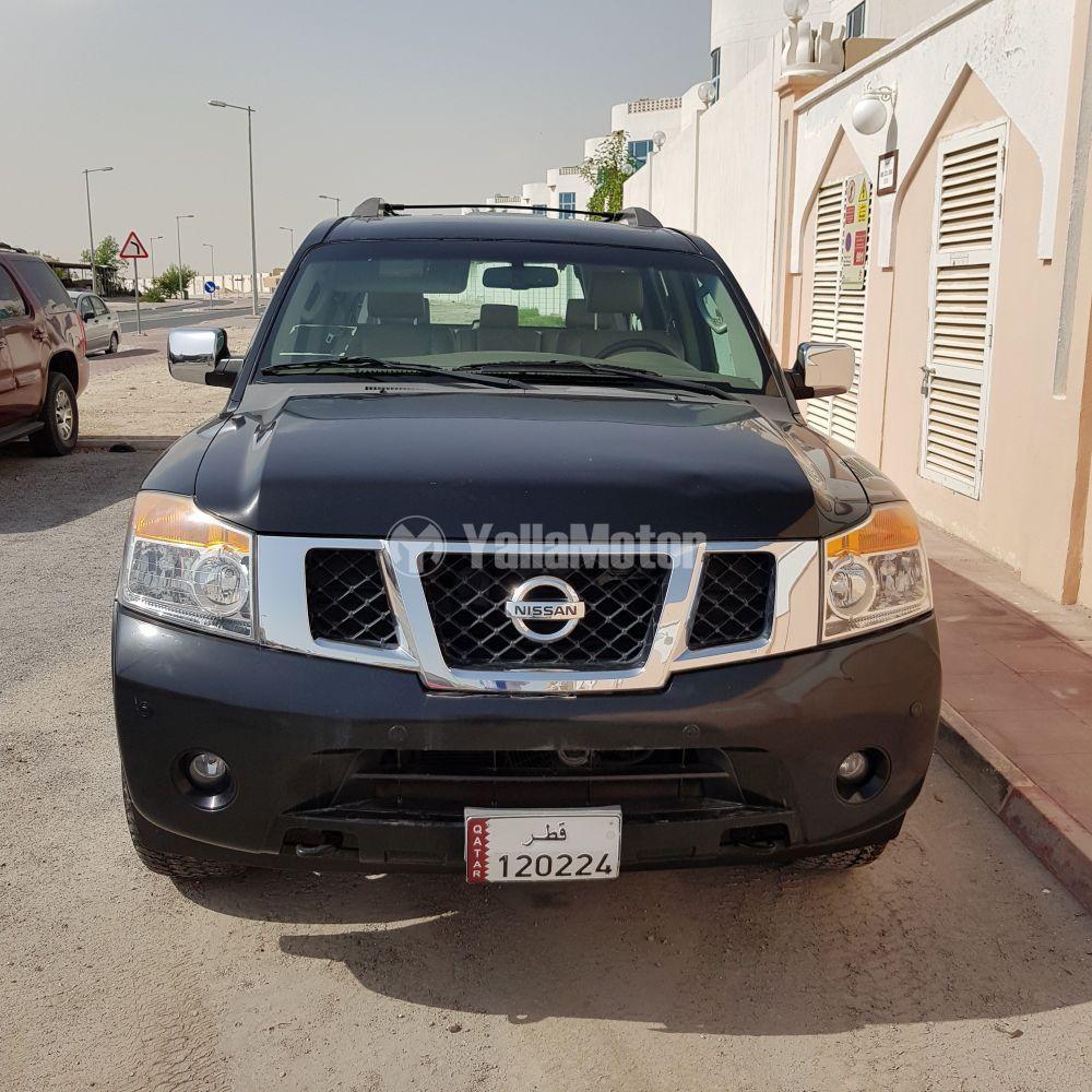 Used Nissan Armada 5.6L LE 2007