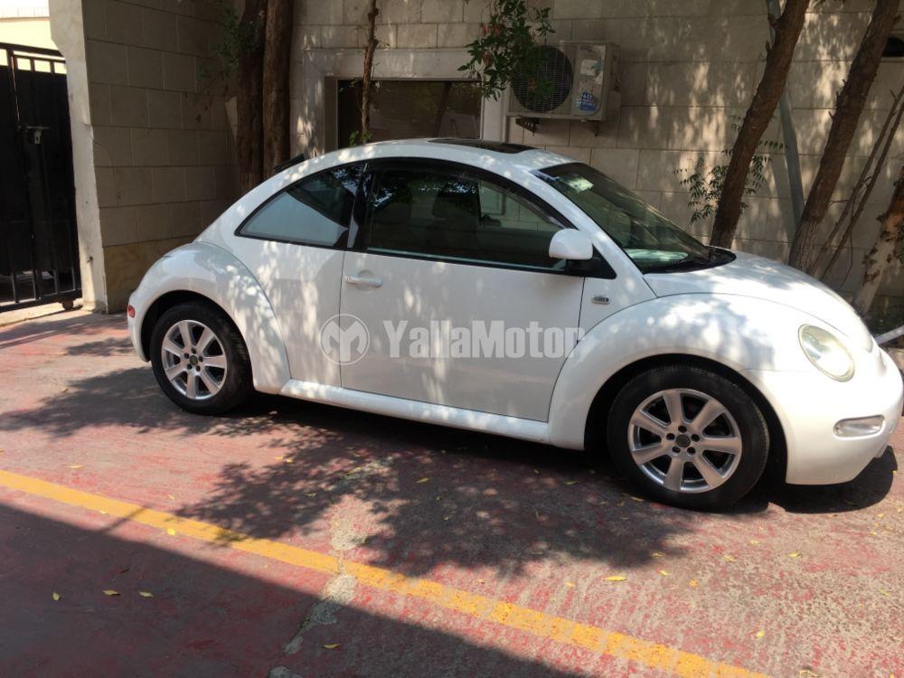Used Volkswagen Beetle Hatchback 2.0 2002