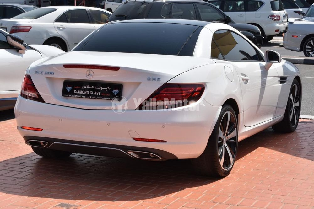 Used Mercedes-Benz SLC 300 2017