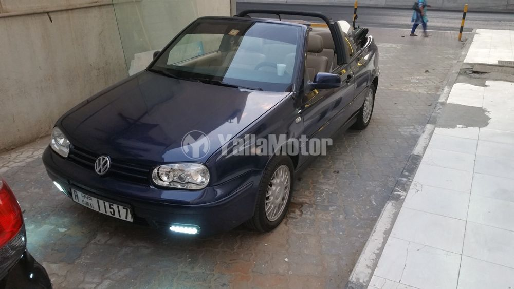 Used Volkswagen Golf 2002