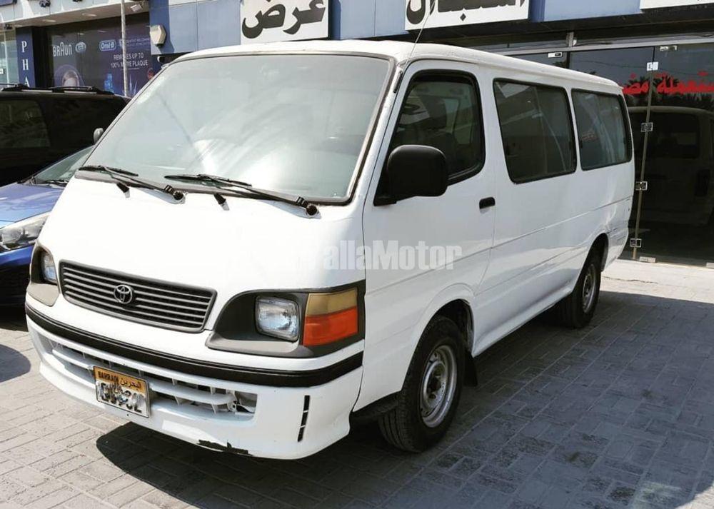 Used Toyota Hiace Low Roof Van 1999