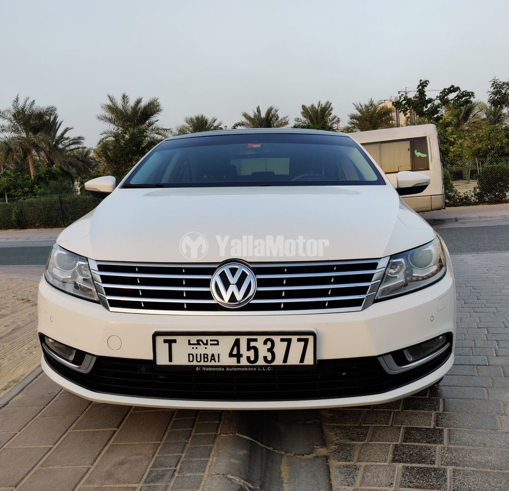 Used Volkswagen CC 2.0L SEL 2013